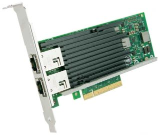 Intel Ethernet X540 dual-port 10GBASE-T server adapter