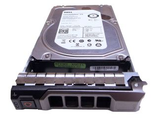 Dell 2-TB 6G 7.2K 3.5 SAS HDD