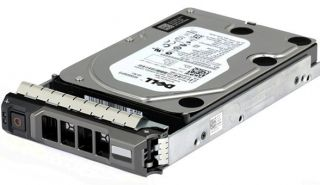 DELL 1TB 32MB 3.0Gbps 7.2K 3.5 SATA Hard Drive in Poweredge R Series Tray