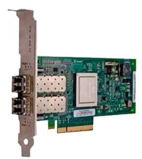 Dell QLE-2662-DEL-SP Qlogic QLE 2662 Dual Port Fibre Channel HBA Card