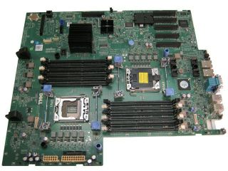 Dell PowerEdge T610 Main System Board LGA 1366 Server Motherboard