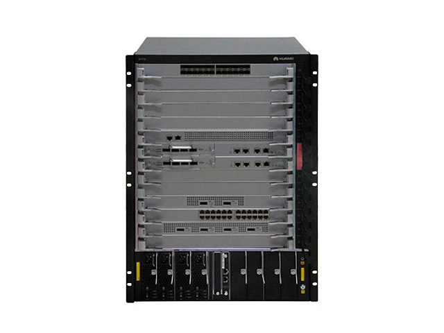 Коммутатор Huawei Smart Routing Switch S7700 ES1BS7712SP1